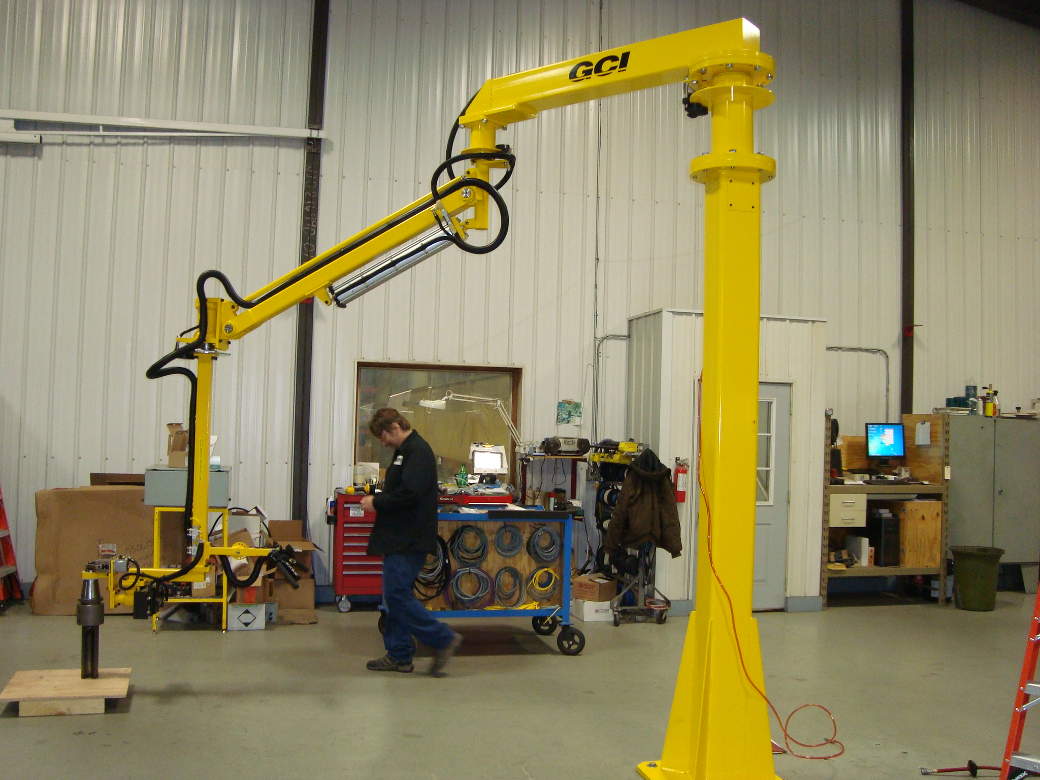 Industrial Manipulators | Ohio Tool Systems