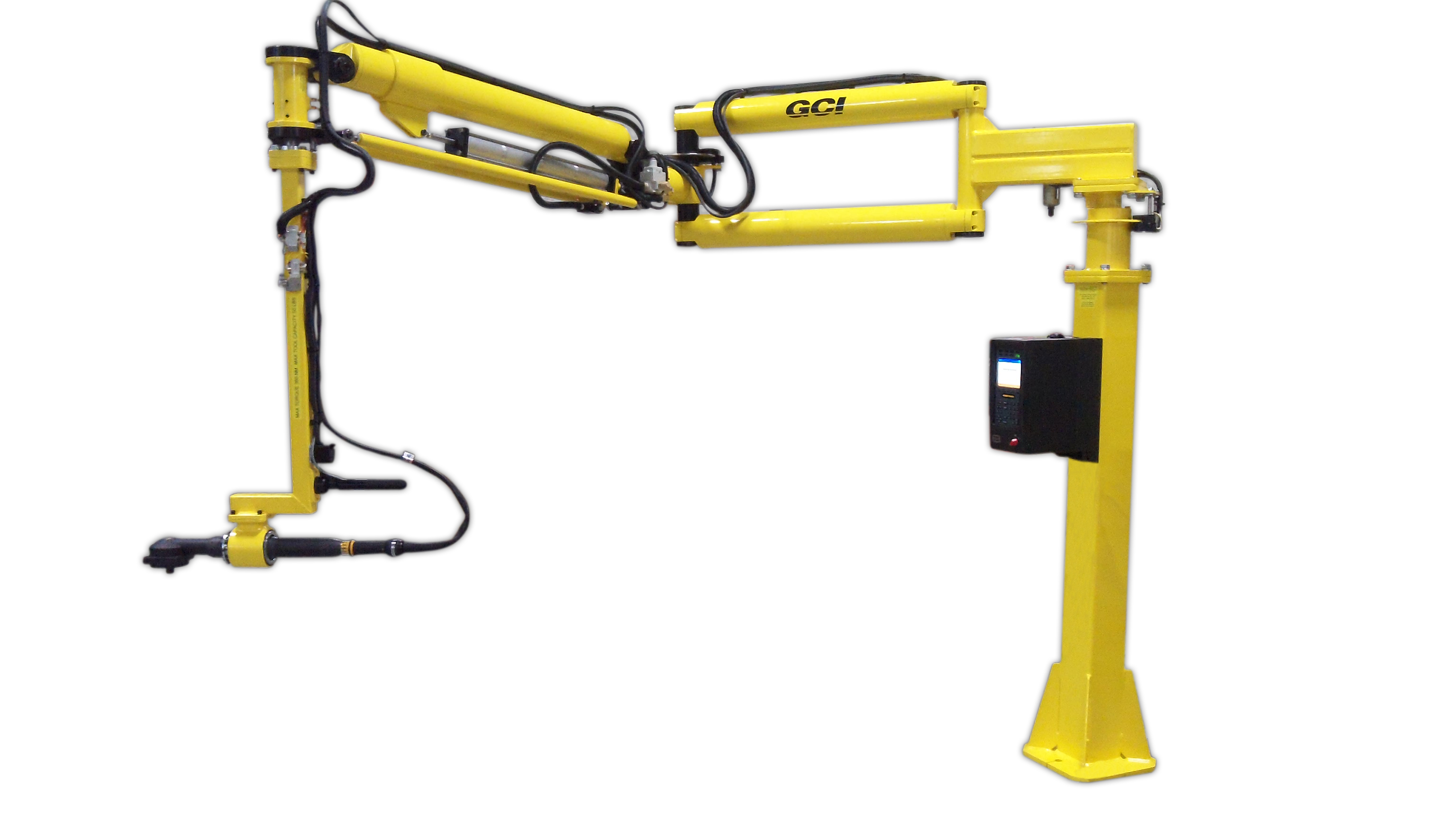 Electric Lift Assist Arms : Electric assembly fastening ohio tool systems