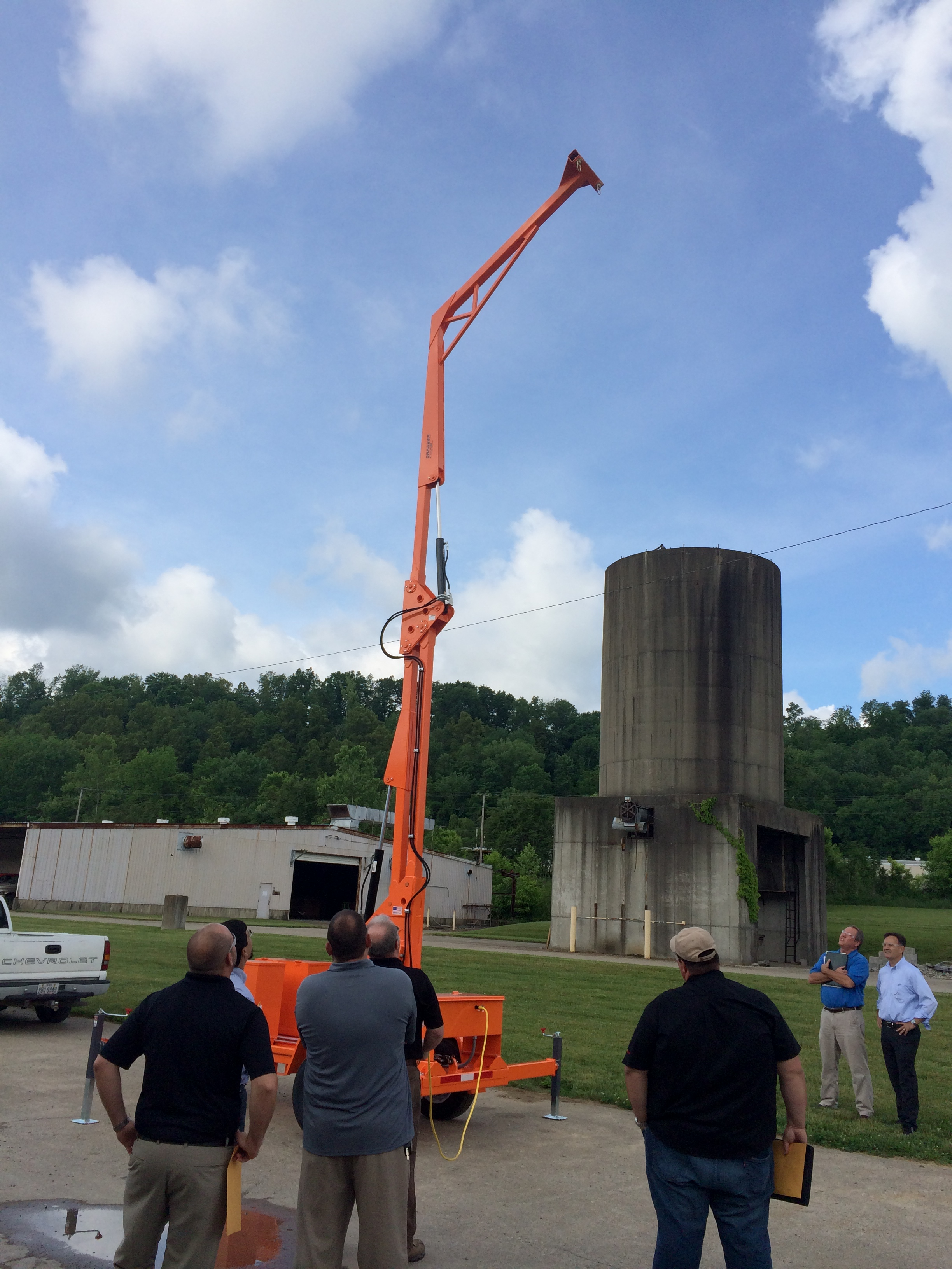 Fall Protection Systems Ohio Tool Systems