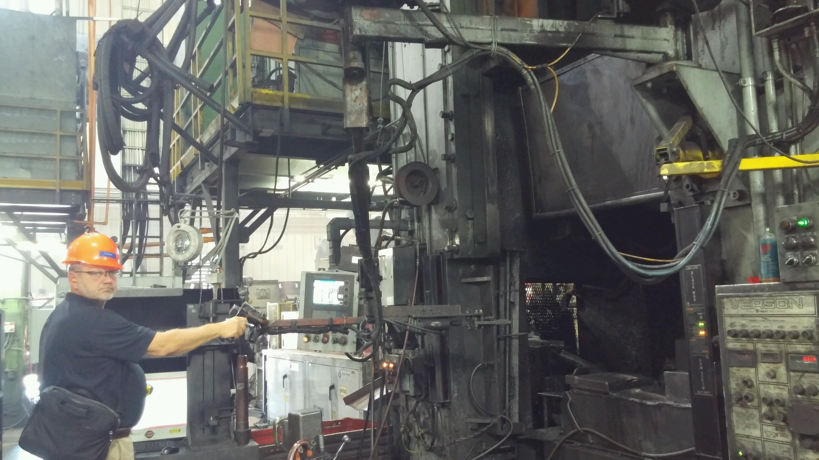 Industrial Manipulators | Ohio Tool Systems
