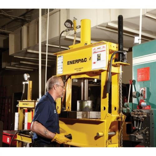 Enerpac Hydraulic Press - enerpac repair center