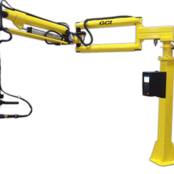 Articulating Smart Arm for Torque Reaction and Position sensing
