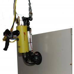 Ingersoll Rand Standard Lift Assist offers 90 degree tilt.