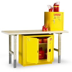 Industrial equipment supplier - Flamable Liquids Safety Cabinets