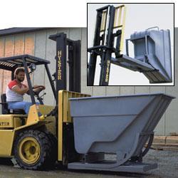 Industrial equipment supplier - Self Dumping Hopper