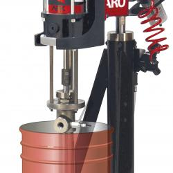 Industrial Tools - ARO AFX Piston Pump single-post ram