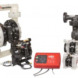 ARO Electronic Interface Diaphragm Pumps