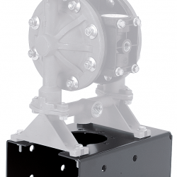 diaphragm pump - ARO Wall Mount Bracket