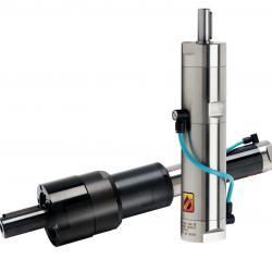 Atlas Copco LZB Vane Air Motor Brake Module