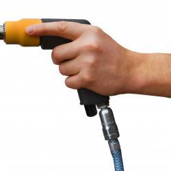 Atlas Copco Ergonomic Grip Hand Drill with Quick Connector