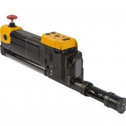 Atlas Copco Positive Feed Drill (PFD) with Integrated Lubricant