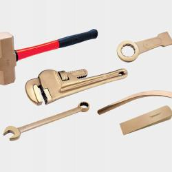 Industrial Tools - CS Unitec Non-Sparking Hand Tools Copper Beryllium