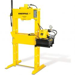 material handling equipment supplier - Enerpac Hydraulic Press