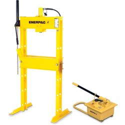 material handling equipment supplier - Enerpac Hyrdraulic Press