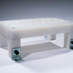 Holding Tray for high-quality engineered sockets, bits, & drives