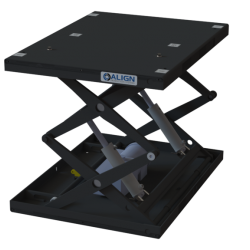 Hydraulic Lift-Table by Align Production Systems