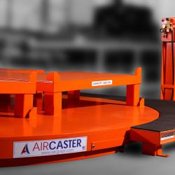 Industrial Turn-Table by Air Caster
