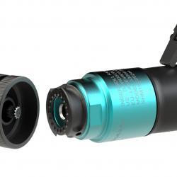 Ingersoll Rand P33 Series Precision Drill
