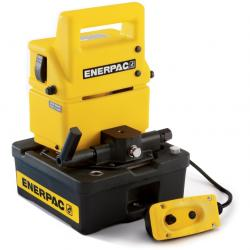 Enerpac PUJ1401E Two Speed Economy Electric Hydraulic Pump
