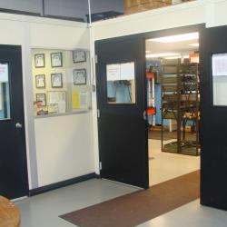 Our ISO Certified Repair Lab for precision fastening tools