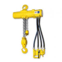 JD Neuhaus Subsea Hoist for vertical or horizontal use