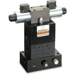 Enerpac Pump Mounted Directional Control Valve Solenoid 3-Way 3-Position Tandem Center Locking