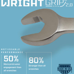 Industrial Tools - Wright Grip 2.0 Close-up